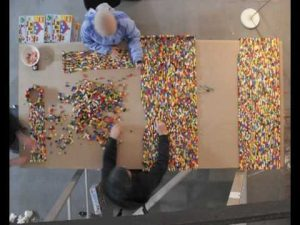 What He Made With Regular Legos Is Amazing…This Is No Toy!